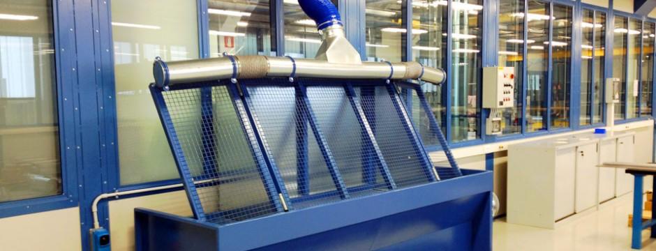 complementi per impianti di aspirazione industriale 1