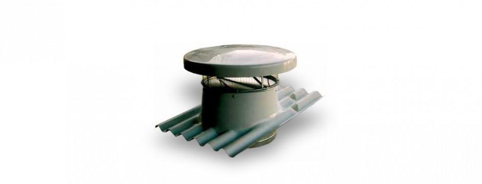 impianto ventilazione industriale