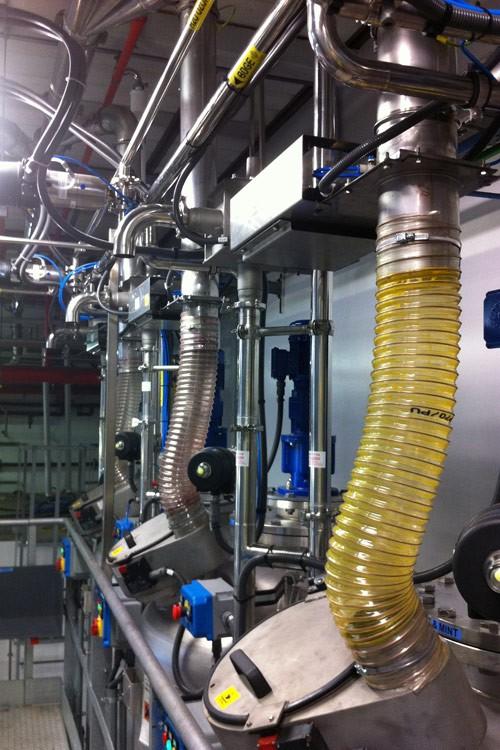 impianto aspirazione industriale atex 4